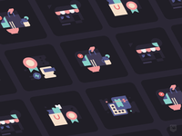 CRED 2.0 | Product Illustrations