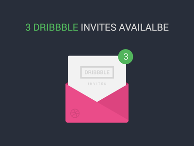 Dribbble Invites Available dribbble invites available invitation invite