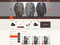 Omni Shopping Cart - E Commerce  Store - Website Design