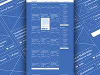 Social Network - UI UX