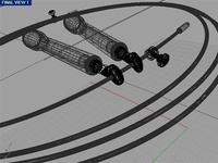 Jump Rope2 Wireframe