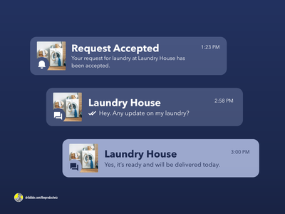 MaGhaSel — Laundry App Dark UI Components dark dark app dark ui components ux design uxdesign ux  ui uxui ui design ux app design ui  ux uidesign appdesign app uiuxdesign uiux ui design product design
