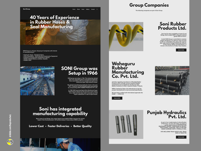 Soni Group Redesign - Company Website uiux designer uiuxdesigner uiux design webuiuxdesign webui webdesigner web design webdesign website design website ux design uxdesign ux ui design ui uiux ui  ux uidesign uiuxdesign design