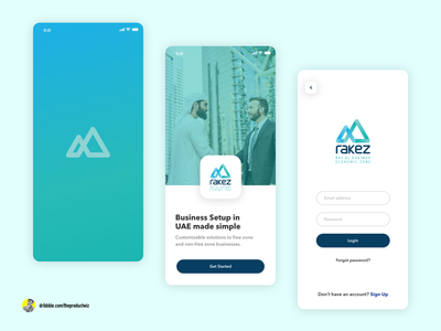 Rakez Mobile App Design Concept uiuxdesign mobile app appdesign design app app design mobile app design mobile design mobile app mobile ui ux ux design uxdesign ux  ui uxui uidesign ui  ux ui design uiux ui