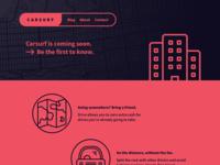 Duotone Landing Page Exploration