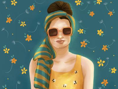 woman portrait woman portrait design woman woman illustration illustration art digital illustration illustration
