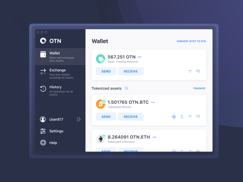 OTN Wallet otn buy ethereum bitcoin trading currency exchange crypto exchange cryptocurrency crypto wallet crypto wallet
