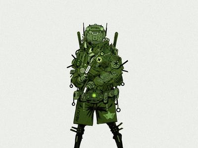 Cyber rainger