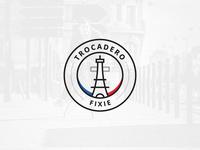 Parisian Bike - Trocadero Fixie