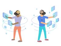 VR Movements
