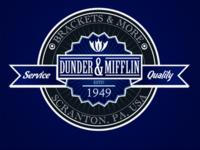 Dunder Mifflin Est 1949 - Rebound