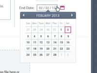 Tasks - UI Calendar Drop
