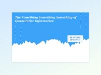 Portfolio Graphic 1a: Something Something
