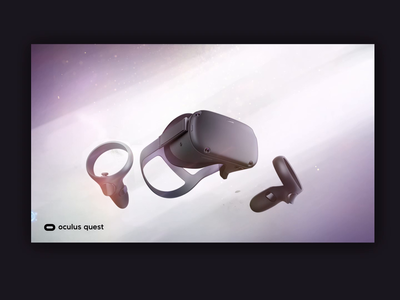Oculus Quest - Pitch Animation