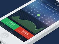 Battery Usage Statistics App