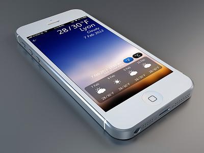 a weather app weather app ios iphone