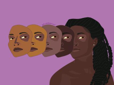 Mulheres illustration illustrator