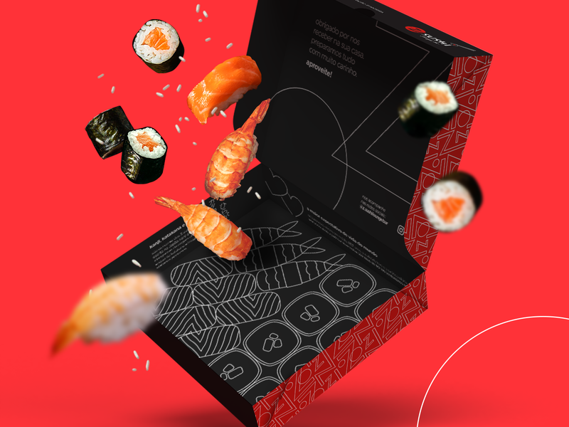 japanese food delivery box food delivery sushi sashimi packagingdesign packagedesign japanese food package packaging delivery packaging delivery package delivery box delivery