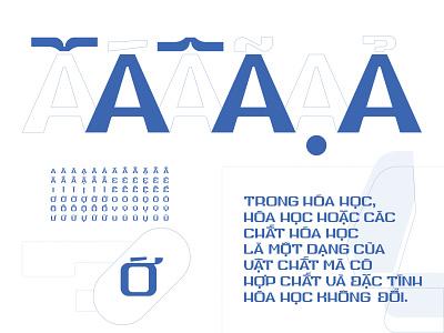 Vietnamese Typography fubocreative illustration type letter symbol mark logotype typogaphy vietnam typography vietnamese