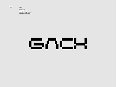 Gach Architecture - Logo