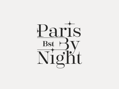 Bst. Paris By Night