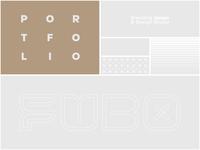 Fubo - Portfolio Design