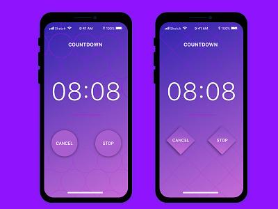 Daily Ui #14 - Countdown Timer ui countdown timer daily ui