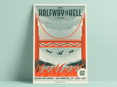 Eureka! Exhibit - Halfway to Hell Club
