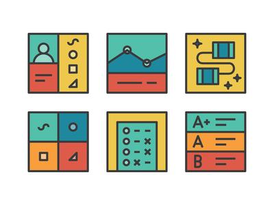 SchoolRunner Icons
