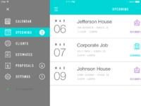 Paint app upcoming 1a menu open