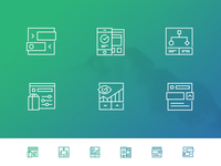 SEO Capability Icons