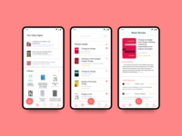 Book Review App - UI #009