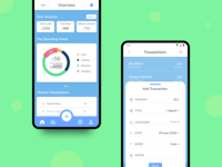 Expense Tracker App - UI #010