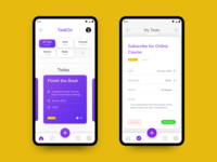 To Do App - UI #012