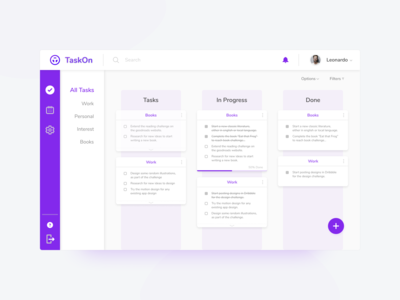 Task Manager - UI #017