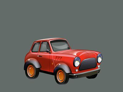 Car design car illustration