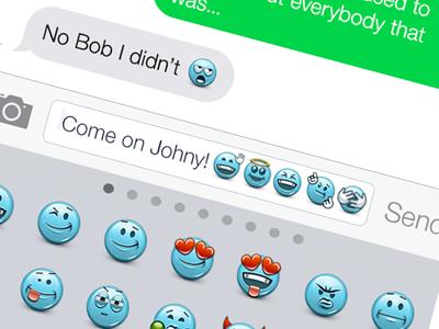 Very Emotional Emoji [Concept]