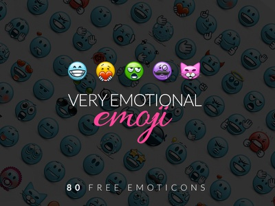 Emoji freebie emoticon emoji smiley shrugging shrug blushing kiss heart confused cat