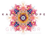 Kaleidoscope Generator PSD