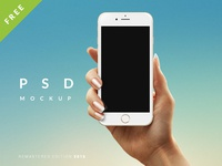 iPhone 6 Mockup PSD (+ Android)