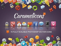 Caramelicons