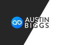 Austin Biggs / AB / logo design