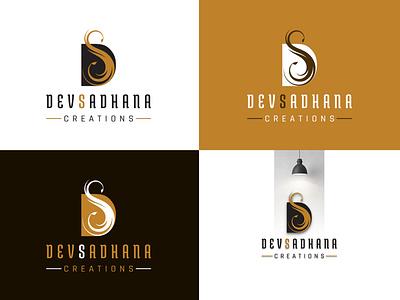 Logo Design - Dev Shadhana Creations creative design logo design logo illustration design vector typography creative graphic design branding marketing