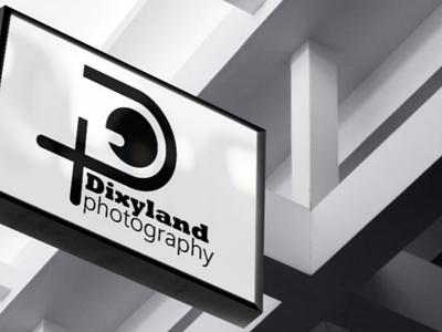 Camera Lense  + D grafart letterlogo photo graphics designe logomockup mockup sign logotype land graphicdesign lense cameralense logodesign design logo letter photographer camera