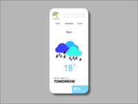 UI DESIGN dribbble invite ui uiux dribble weather app illustration dribbble branding ui design ui illustraion dribbble