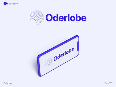 Oderlobe logo for sale brand design brand identity dailylogochallenge icon geometric logo logo design branding logodesign logo