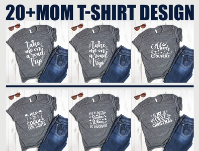 Mother's Day SVG T shirt Design lettering illustration website web type vector typography illustrator design branding art