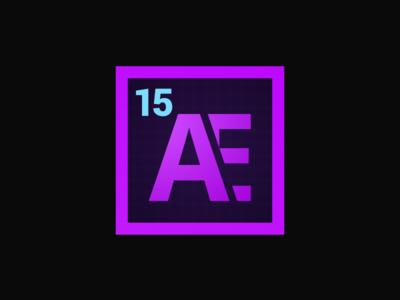 Ae Logo Redooo wip random redo after effects dock icon