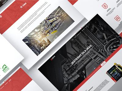 Lipus Safety - Website design website concept website design safety lipus landingpage landing page website shield minimal brand identity logo design brand branding