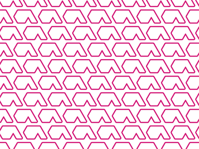 Alter Music Festival - Pattern design alternative a letter pink patterns pattern concert festival music vector minimal logo design brand identity logo design brand branding